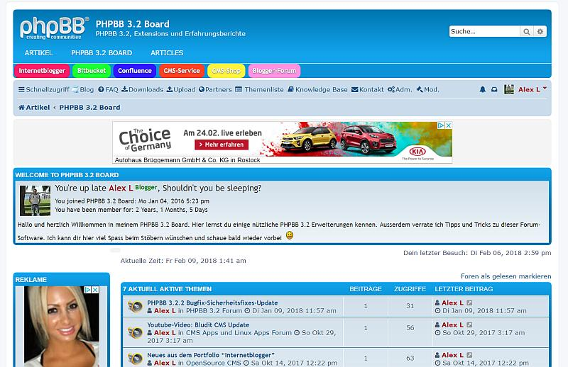 phpbb3-2-2-forum-frontend