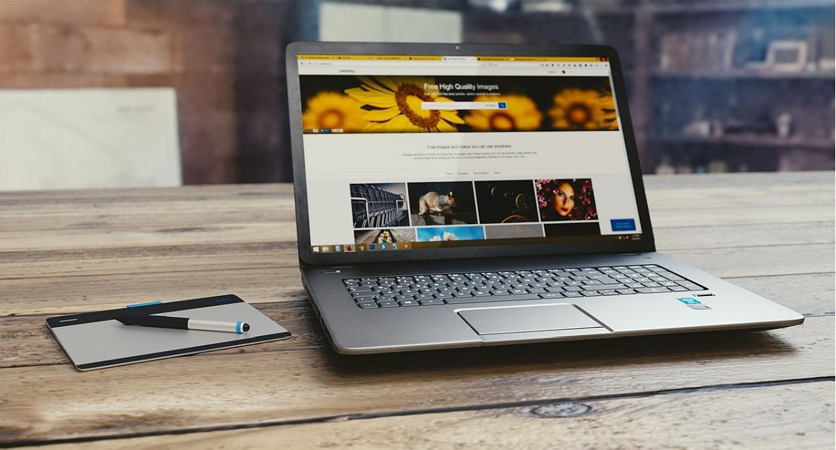 Eine gute Unternehmenswebsite kann den Erfolg maßgeblich steigern