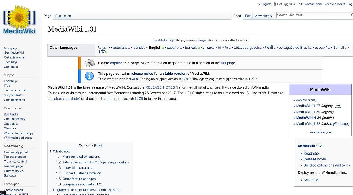 mediawiki-1-31-0-bugfix-funktionsupdate-internetblogger-de