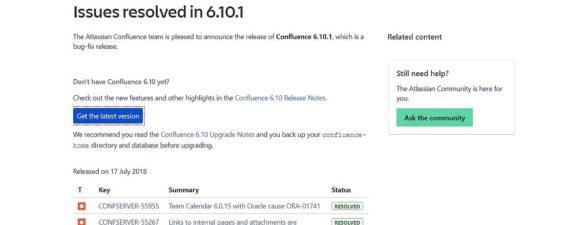 Atlassian Updates: Confluence, Bitbucket, JIRA Software, JIRA Service Desk