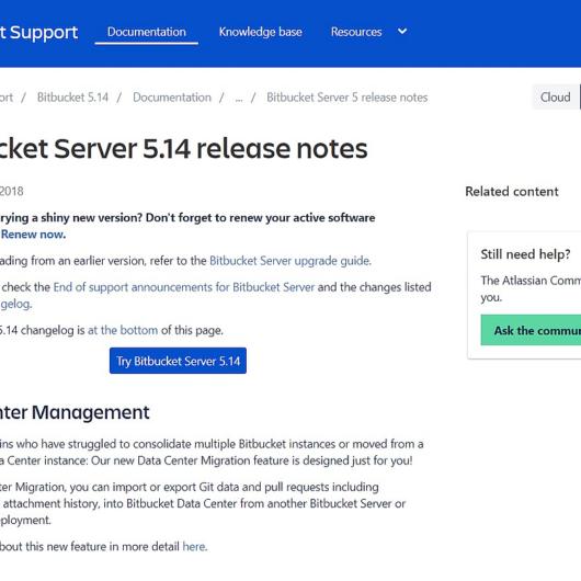 Neue Updates von Confluence Server und Bitbucket Server