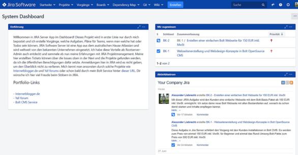 Neue Atlassian Updates – JIRA Server und JIRA Service Desk erschienen