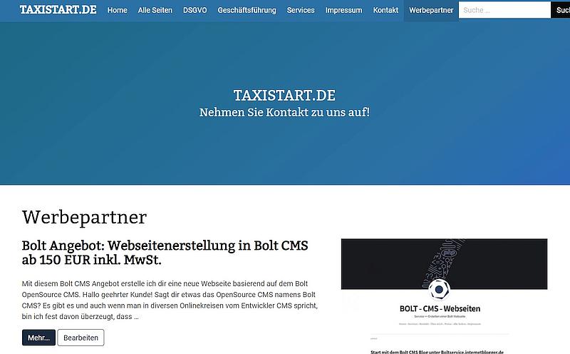 taxistart-de-frontend-internetblogger-de