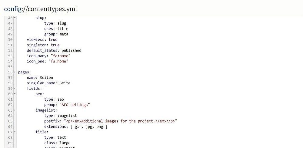 Service: Bolt Datentypen-Erstellung ab 20 EUR inkl. MwSt.