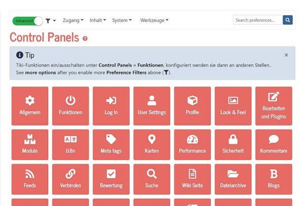 tikiwiki19-control-panels-backend-tikiwiki-eu