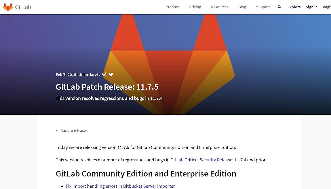 gitlab-server-app-bugfix-update-v11-7-5