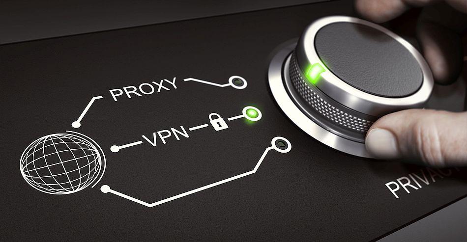 VPN - privates Netzwerk - by Internetblogger.de